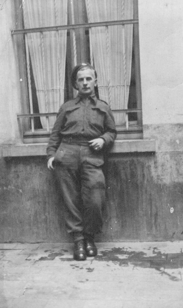 Photo of Arthur Peter McLaren Donald
