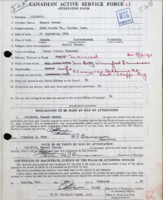 Attestation paper– Submitted for the project, Operation Picture Me
