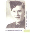 Memorial Board– Private Norman Harold Hannan