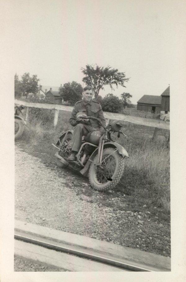 Photo of Wilbert Charles John Hobbs