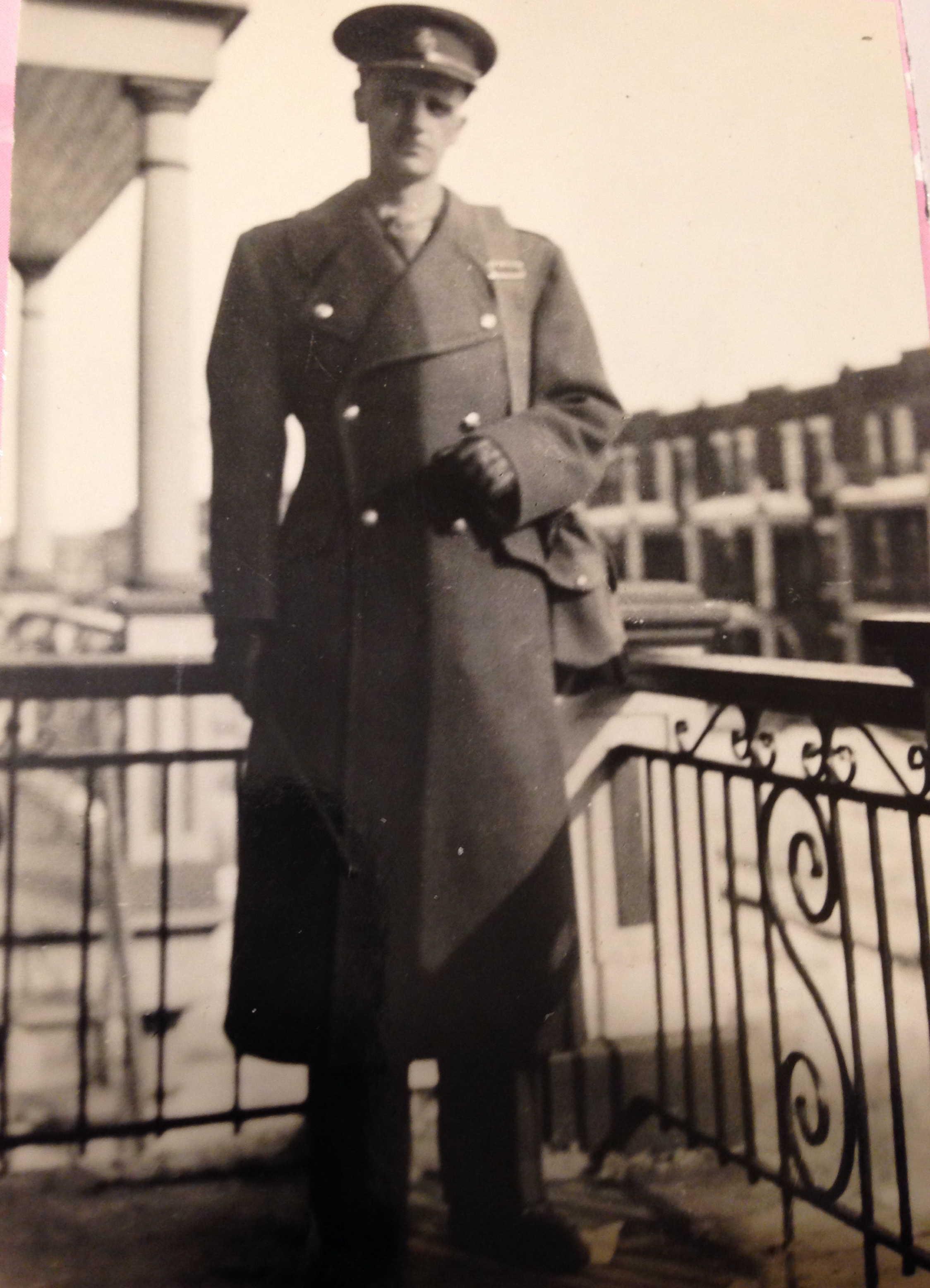 Photo of Frederick Gordon Kay