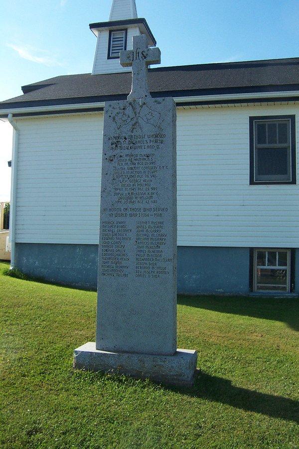 Iona War Memorial