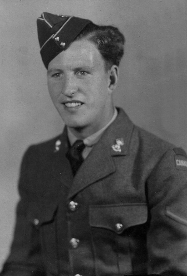 Photo of George Francis Kelly– George Francis Kelly, Newtown Cross, PEI Killed on April 17, 1945 in Holland