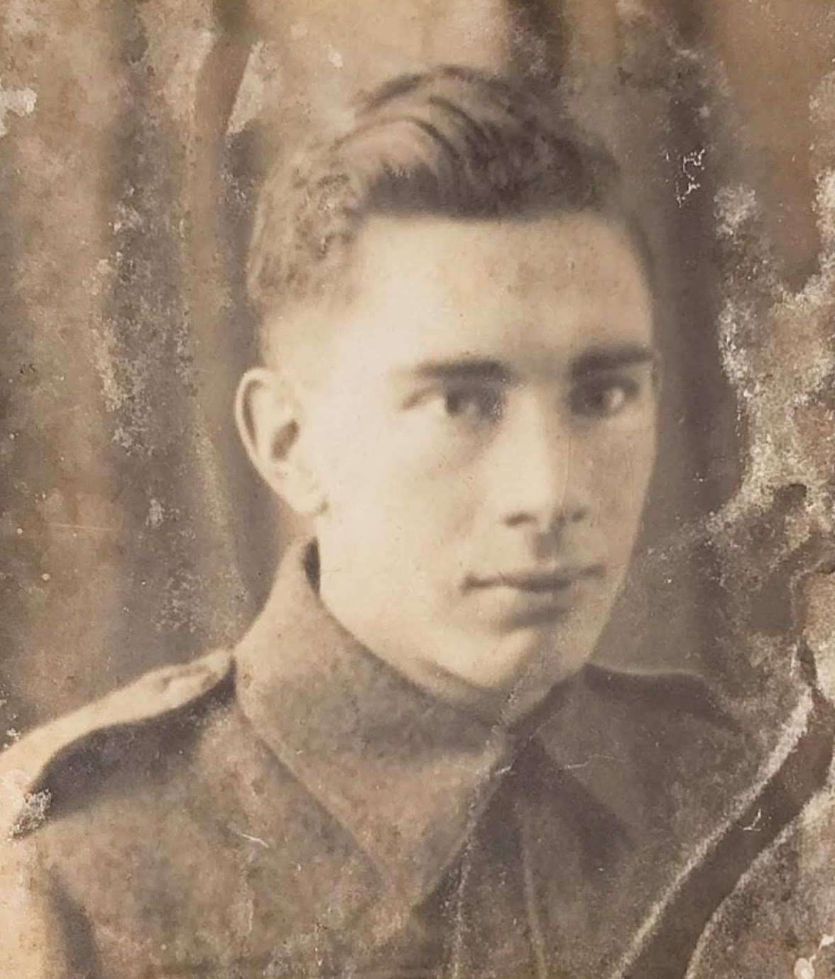 Photo of Joseph Leo Klentz– In memory of Uncle Leo, we never met but your memory lives on.