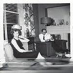 Group Photo– Anne McCooeye McDowell, Lawrence McCooeye (sister and brother circa 1960's)