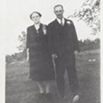 Group Photo– His parents: Samuel and Lyda McCooeye