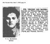 Newspaper Clipping– Newspaper clipping.