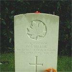 Grave Marker– Photo courtesy of Sgt RT Davidson