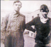 Photo of Allan Harkwell Rathwell– Albert and his brother Allan. Submitted for the project, Operation Picture Me