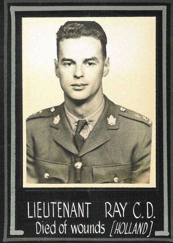 Photo of Clarence Ray