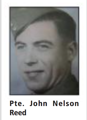 Photo of JOHN NELSON REED– Submitted for the project Operation Picture Me