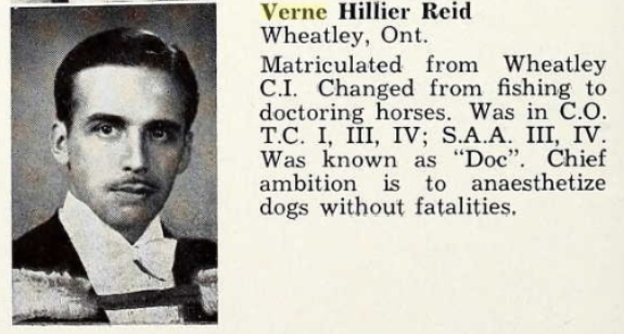 Photo of VERNE HILLIER REID