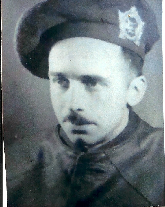 Photo of Verne Reid– Verne was killed at Riesoythe,Germany. The last casualty for the Village of Wheatley during WW2.