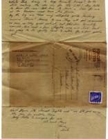 Letter– Submitted for the project, Operation Picture Me