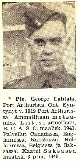 Photo of GEORGE LUHTALA– Submitted for the project Operation Picture Me