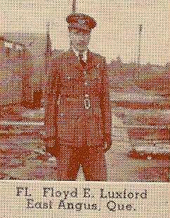 Photo of Floyd Edward Luxford– Submitted for the project, Operation: Picture Me