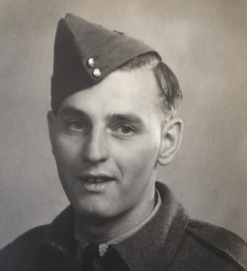 Photo of RAY IVAN MCCARTHY– Contributed by Pamela Hynes (niece, nee McCarthy), a retired veteran of the Canadian Armed Forces.  (1977-1992)  Cpl P.A. Hynes, CD, Ret'd