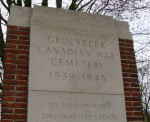 Entrance– Entrance of the Groesbeek Cemetery