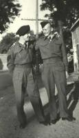 Photo of Wyman Trineer and Harry McVicar– Submitted for the project, Operation Picture Me