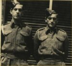 Photo of Joseph Muise– Arthur on the left