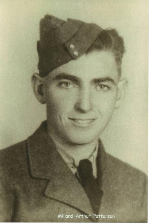 Photo of Millard Arthur Patterson