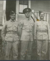 Photo of Bruce Byron Ray– Duane, Lloyd and Bruce.  Submitted for the project, Operation Picture Me