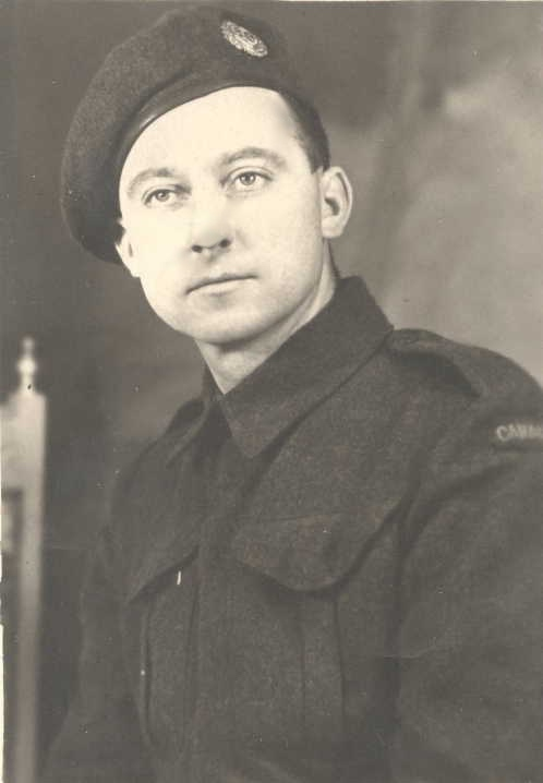 Photo of Charles Joseph Searle