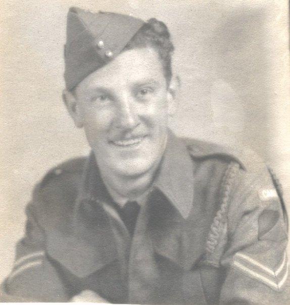 Photo of Arthur Verdun Turner– Algonquin Regiment Photo of Arthur Verdun Turner
