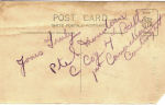 Post Card– Gone but not forgotten  The Stewart's of Hamilton