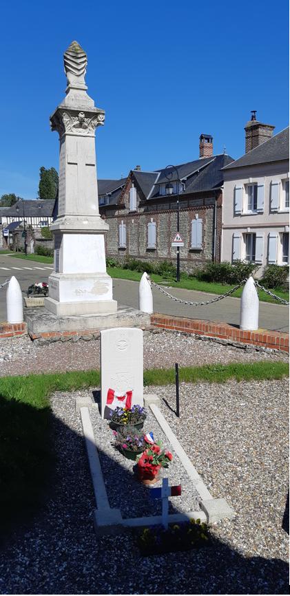 Monument– Grave site