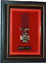 Photo of Victoria Cross– Ian Bazalgette Victoria Cross Submitted by Operation Picture Me