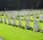 Cemetery– View of Plot III of the cemetery
