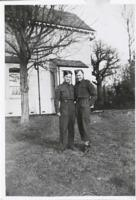 Photo– It is known who is pictured in this photo. It was found in George's military service file. Submitted for the project, Operation Picture Me