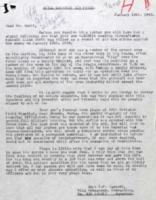 Letter– Letter from Wing Commander of 435 Squadron to father of LAC Kenneth Scott.