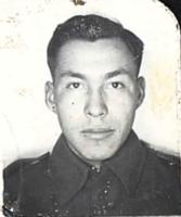 Photo of Wilfred Robert Sunday– Submitted for the project, Operation Picture Me