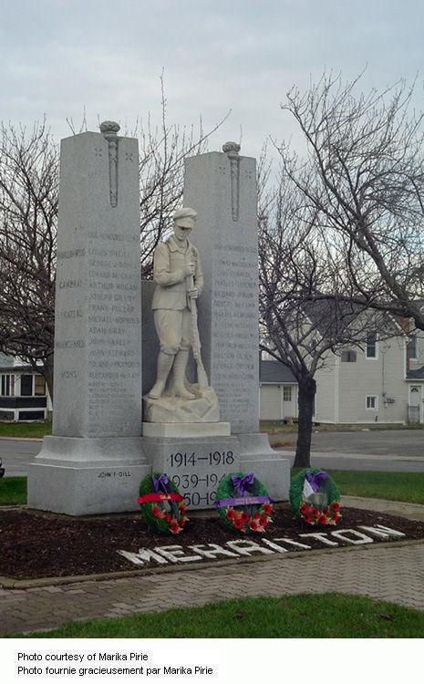 Merritton War Memorial