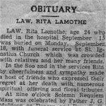 Obituary– Obituary From the Sault Star