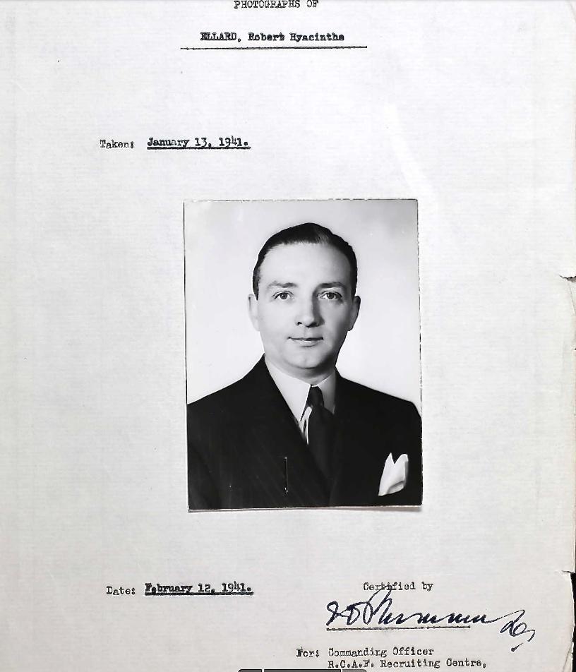 Photo of ROBERT HYACINTHE ELLARD