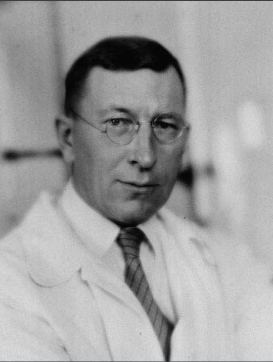 Photo of Frederick Banting