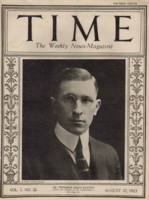 Photo of Frederick Banting– Submitted for the project, Operation Picture Me