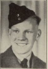 Photo of FREDERICK CHARLES HOLYDAY– In memory for the students from Mimico (Ontario) High School who went to war and did not come home. Submitted for the project, Operation: Picture Me