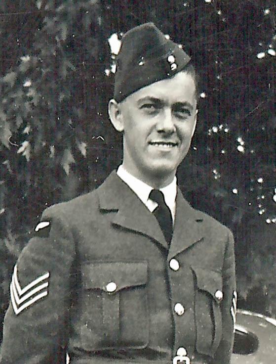Photo of Allan Marvin Herron