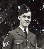 Photo of Allan Marvin Herron– Original photograph - detail.