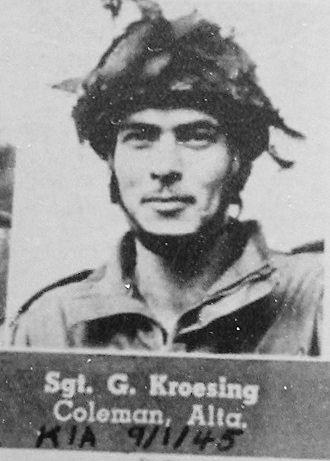 Photo of George Kroesing
