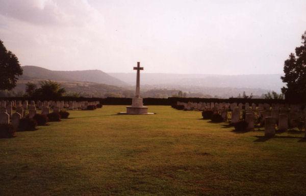 Budapest War Cemetery