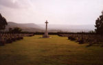 Budapest War Cemetery– Photo of Budapest War Cemetery, Hungary (CWGC) F/O McAneney served on 150 Sqn and was pilot on Wellington aircraft MF-249 which went missing during a night raid on the oil refinery at Budapest.