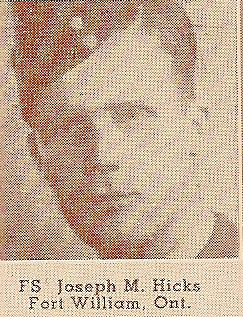 Photo of JOSEPH MELVIN HICKS