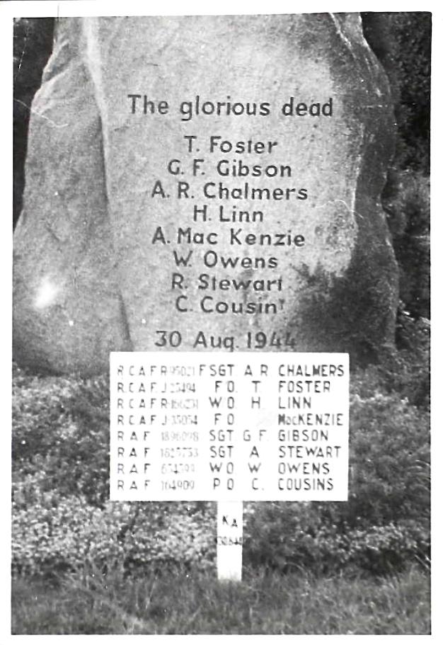 Grave marker – Soumis dans le cadre du projet : Operation Picture Me