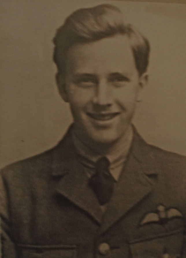 Photo of Russell Hamilton MacMillan– In memory of the students from Western Technical School, Toronto who served during World War II and did not return. Submitted for the project, Operation: Picture Me.