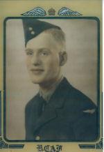 Photo of John Mulligan– John Mulligan provided by his brother Clifford Mulligan.